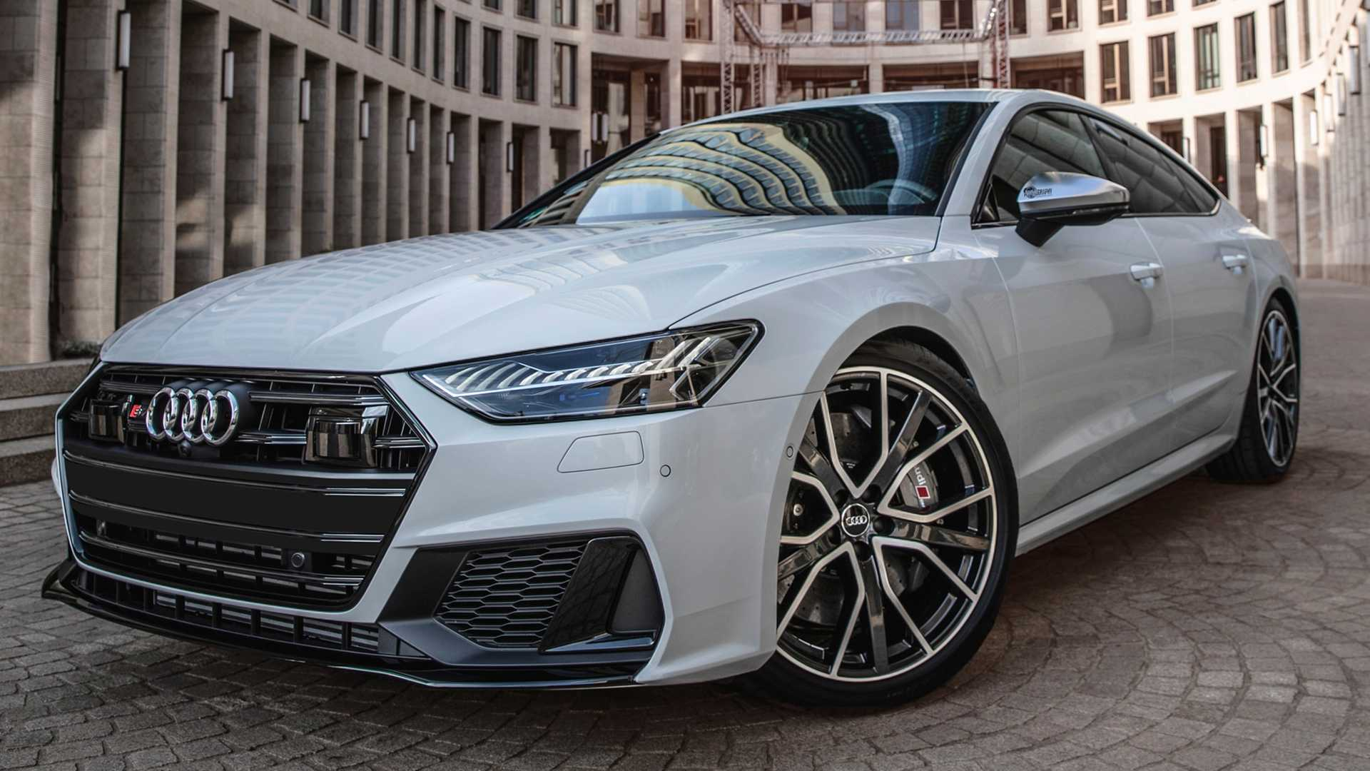 55 All New 2020 Audi Style