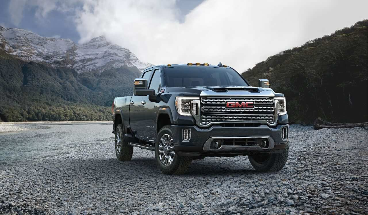 55 All New 2020 Gmc X Ray Vision Overview