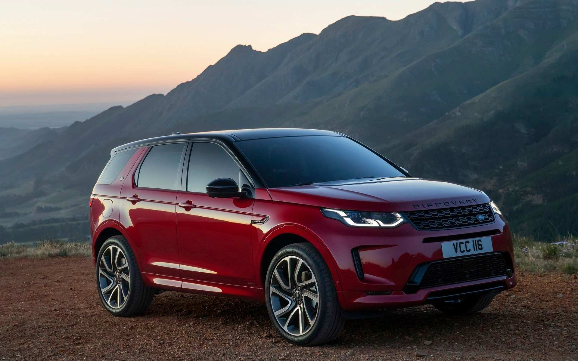 55 All New 2020 Land Rover Discovery Sport Review And Release Date
