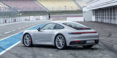 55 All New 2020 Porsche 992 Photos