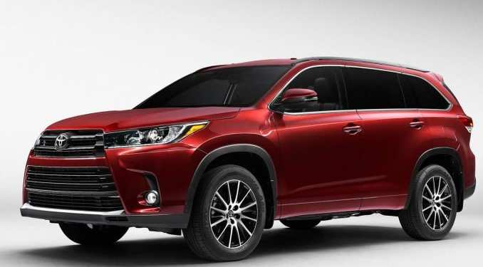 55 All New 2020 Toyota Highlander Concept Concept and Review
