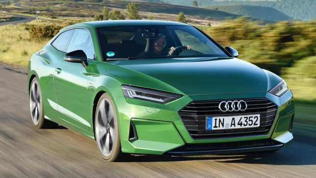 55 All New Audi Zukunft 2020 First Drive