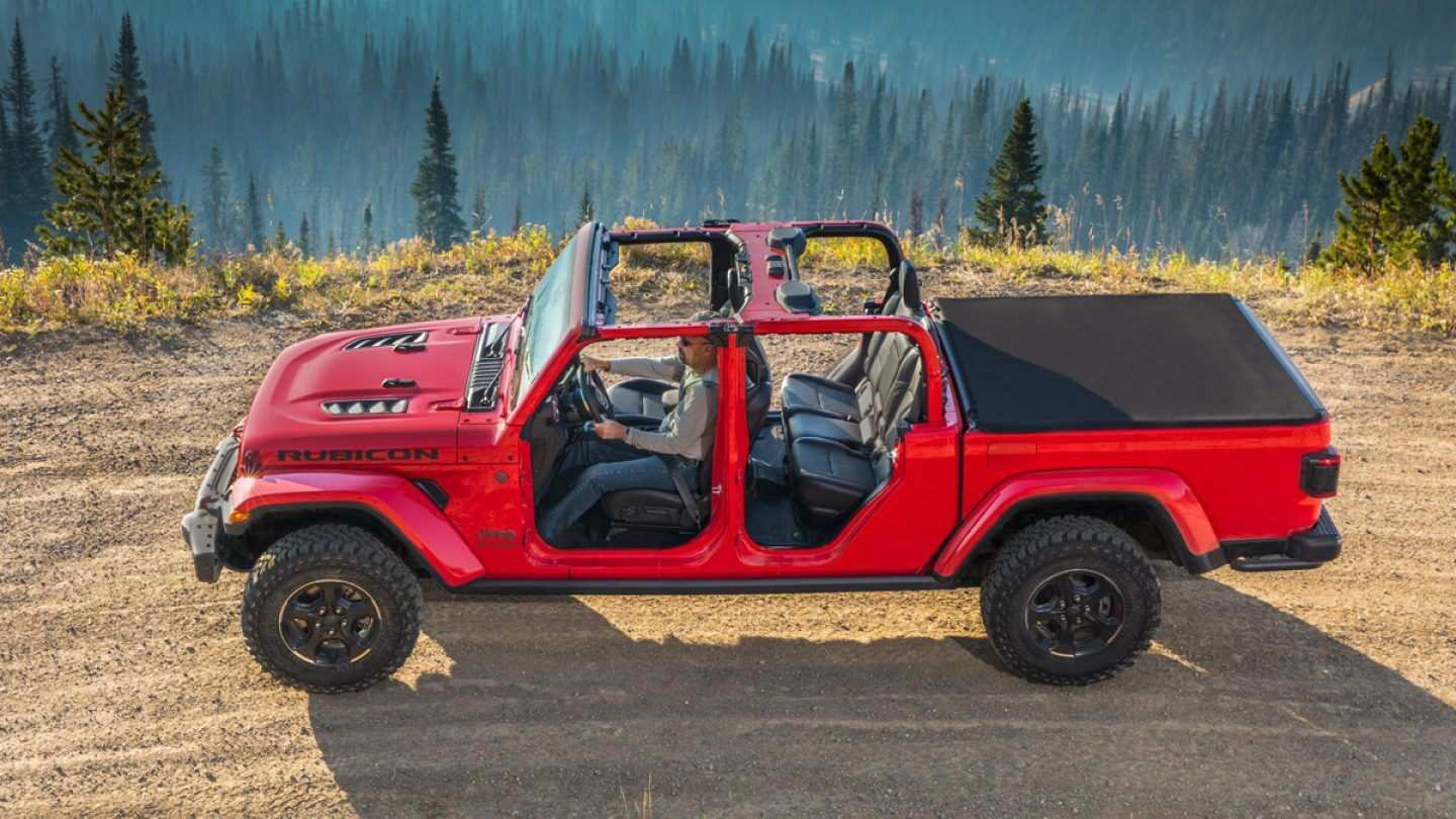 55 All New Jeep Gladiator 2020 Price Concept And Review