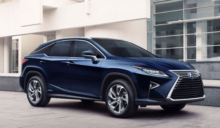 55 All New Lexus Rx 450H Facelift 2020 Exterior And Interior