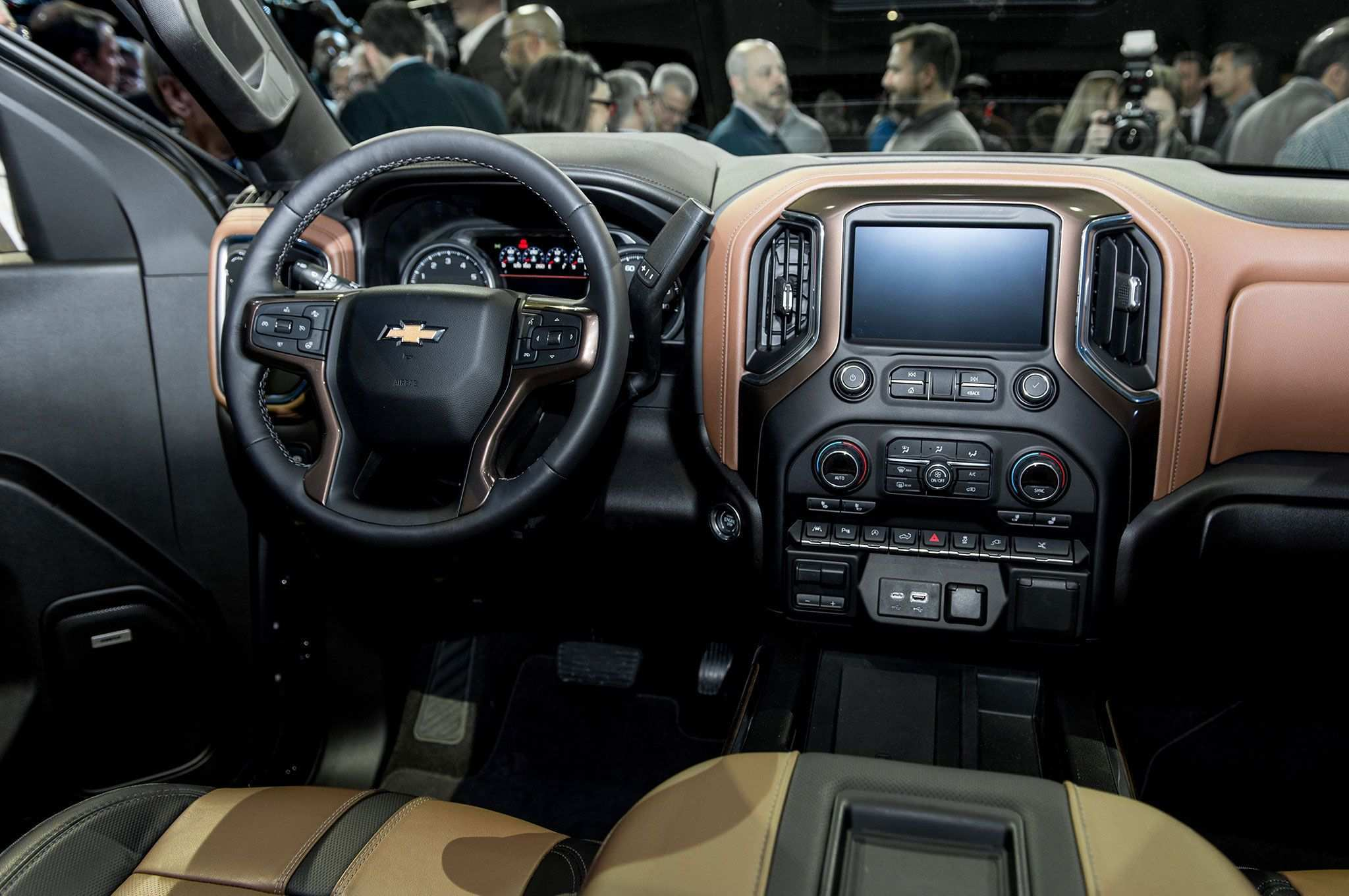 55 Best 2019 Chevrolet High Country Interior Release