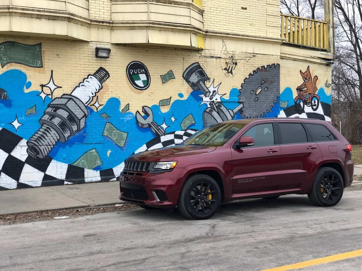 55 Best 2020 Jeep Trackhawk New Model And Performance