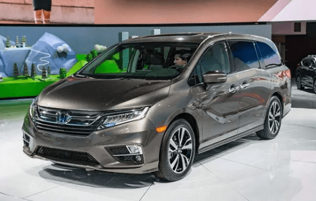 55 Best When Will 2020 Honda Odyssey Come Out Picture