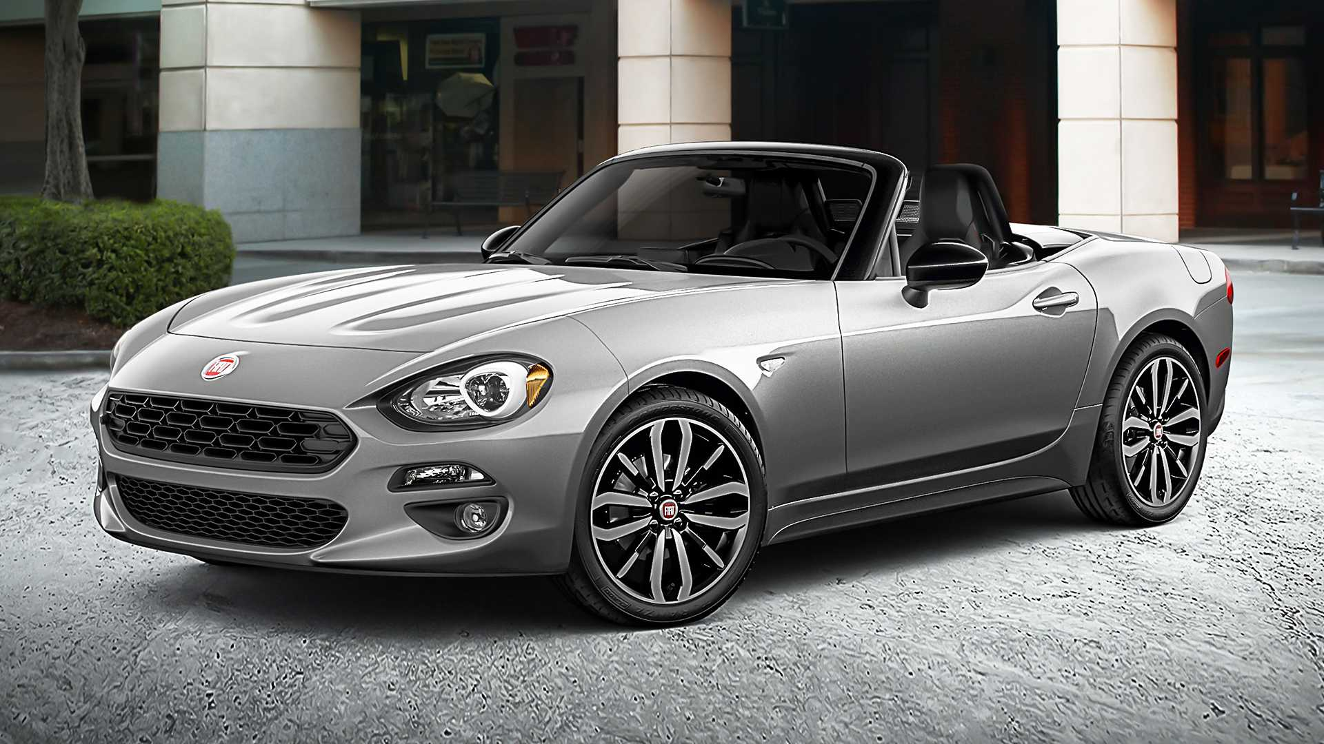 55 New 2019 Fiat Abarth 124 Spider New Model And Performance
