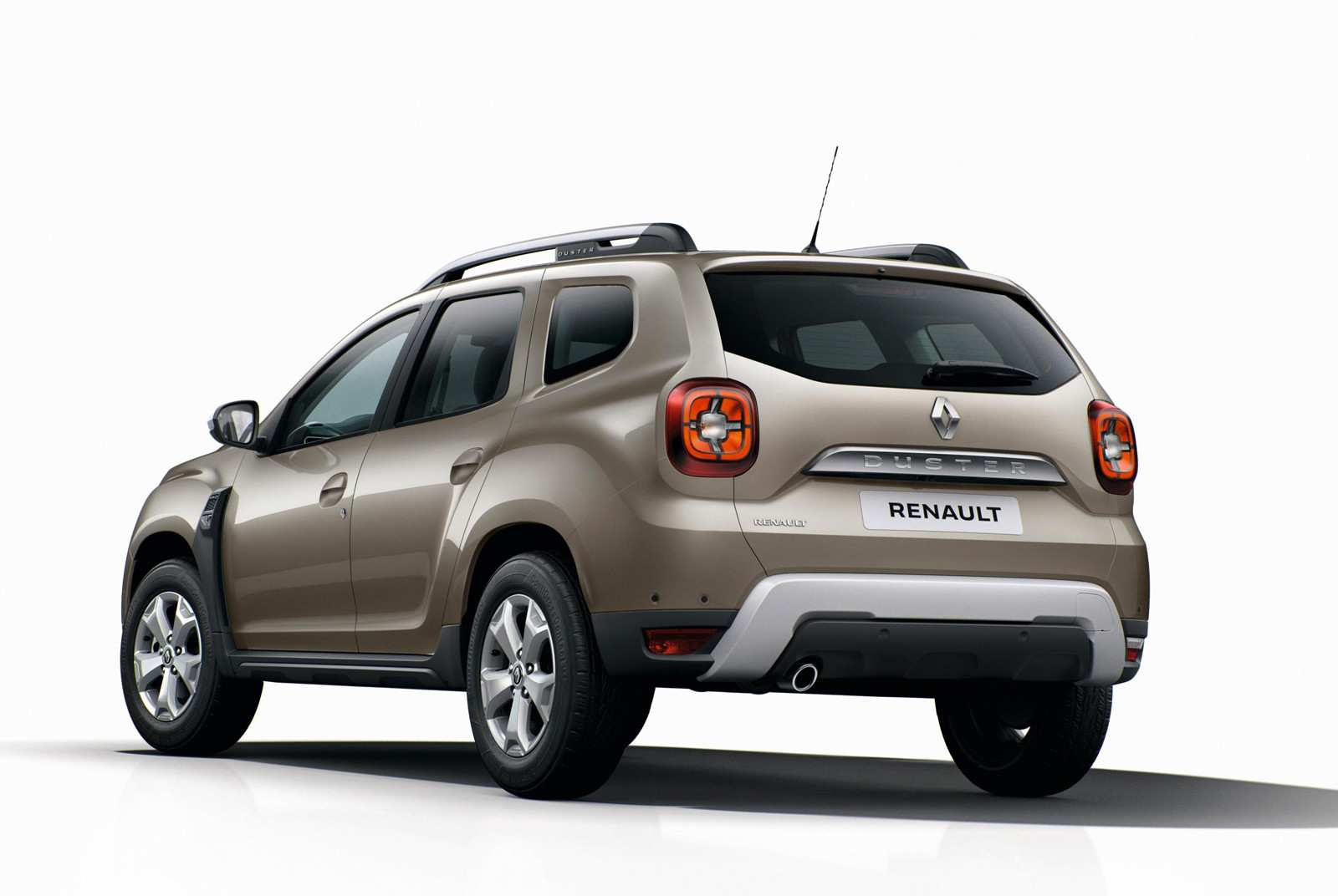 55 New Renault Duster 2019 Colombia Style