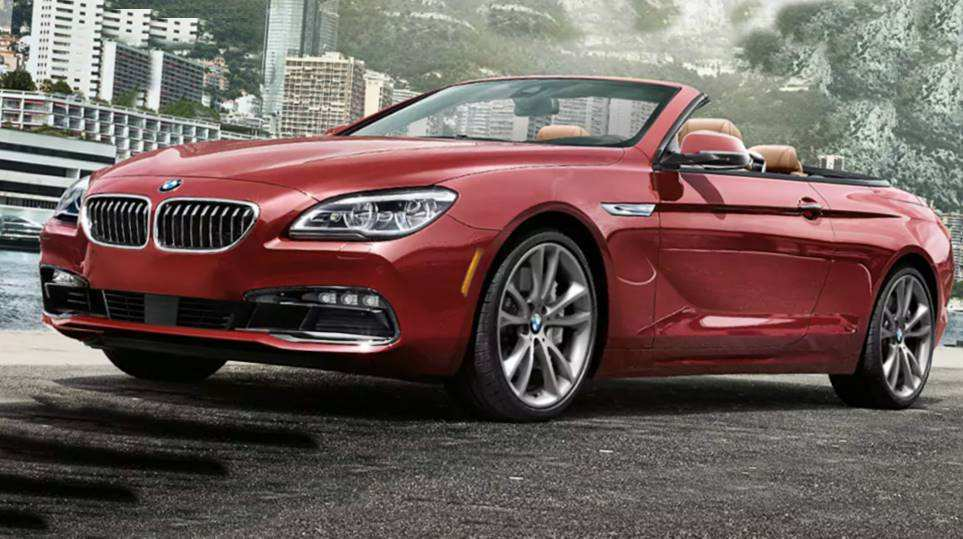 55 The 2019 Bmw 6 Series Release Date Performance And New Engine