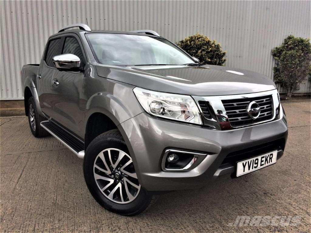 55 The 2019 Nissan Navara Spesification