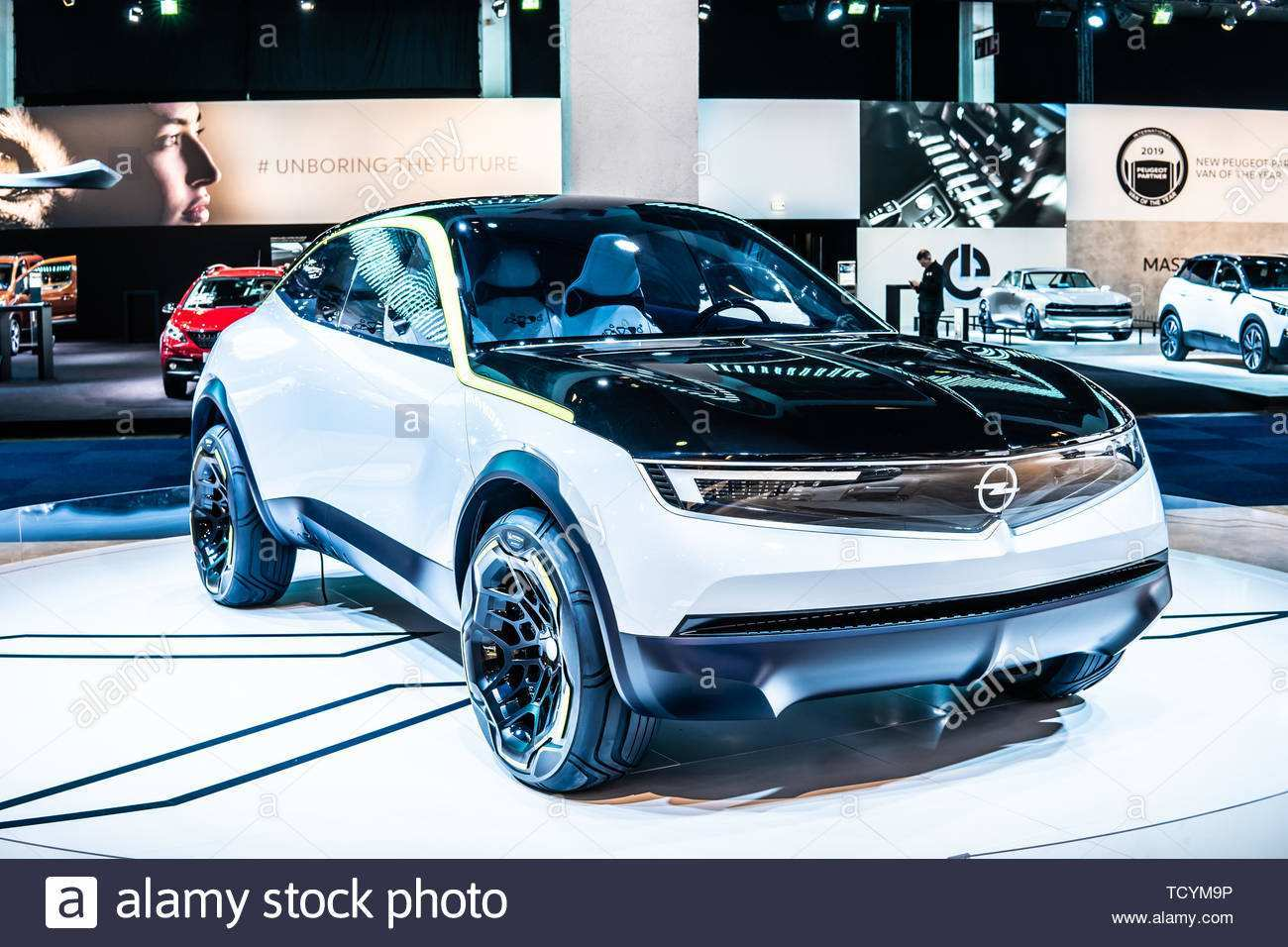 55 The 2019 Opel Gt New Model And Performance