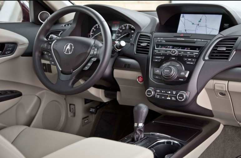 55 The 2020 Acura Ilx Redesign Exterior And Interior