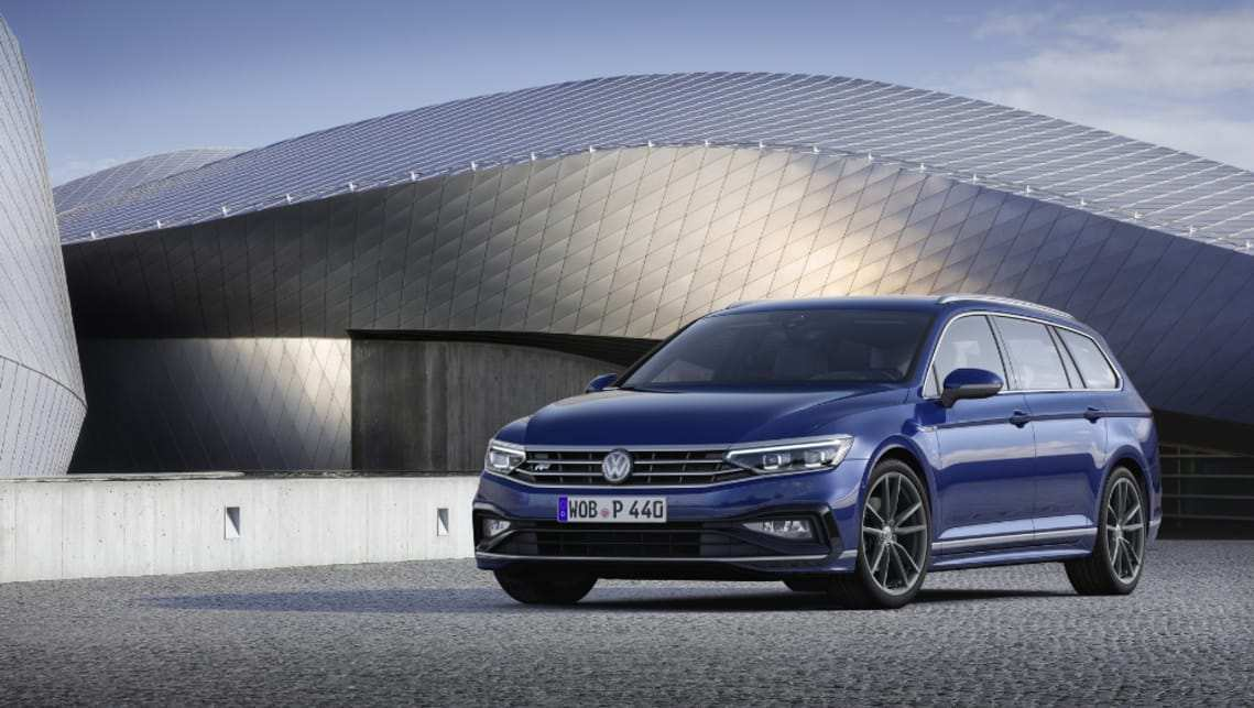 55 The 2020 Volkswagen Passat Wagon Pricing