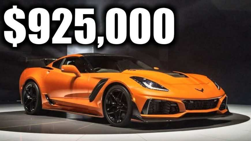 55 The Best 2019 Chevrolet Zr1 Price Release Date And Concept