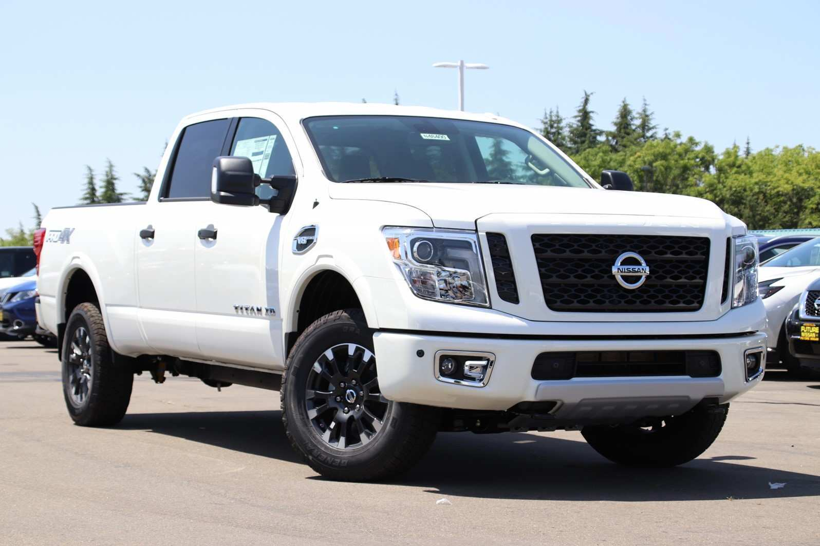 55 The Best 2019 Nissan Titan Xd Performance And New Engine