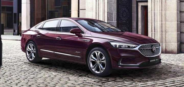 55 The Best 2020 Buick Lacrosse Refresh Configurations
