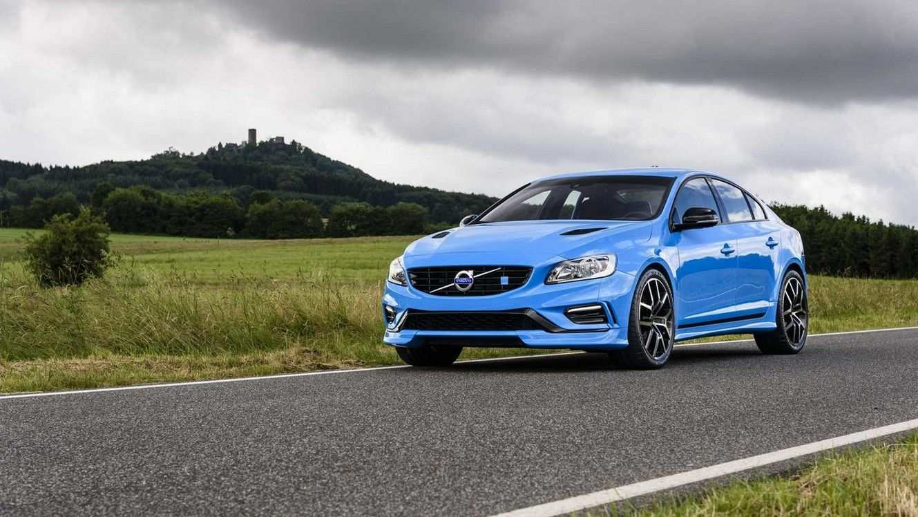 55 The Best Volvo S60 Polestar 2020 Research New