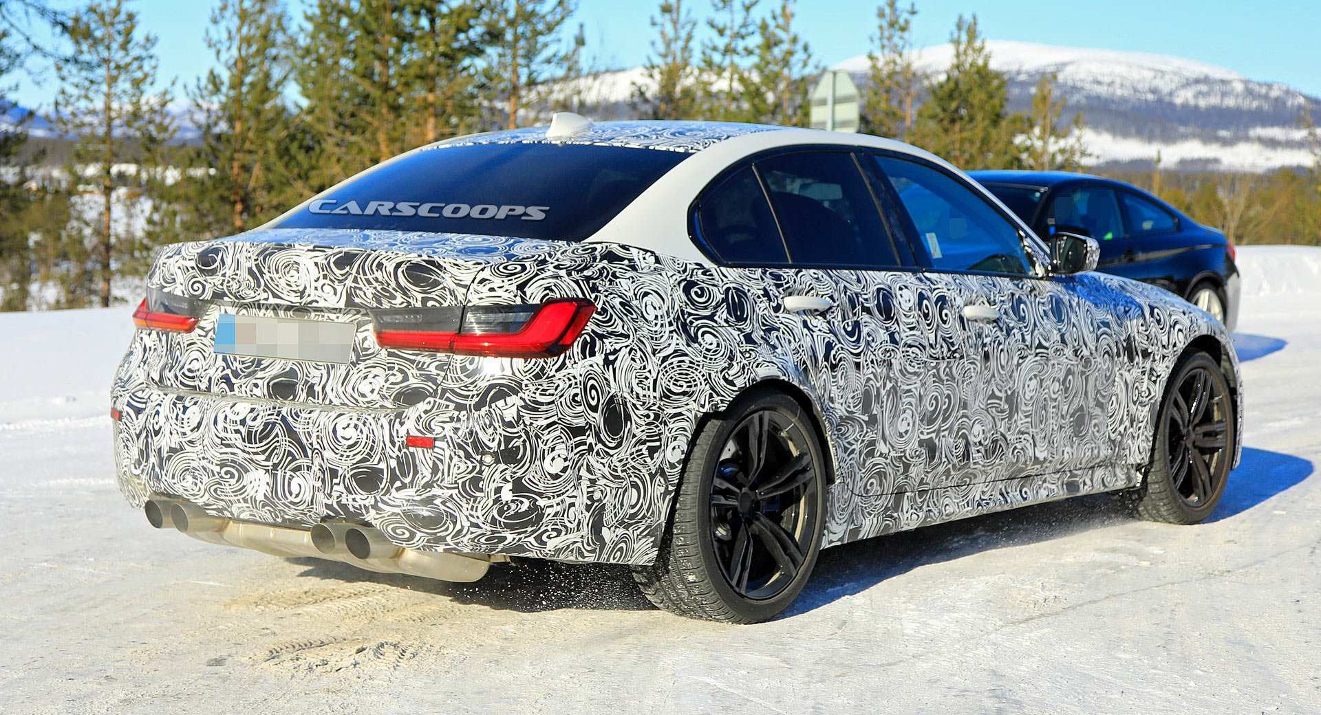 56 A 2020 Bmw M3 Awd Pictures