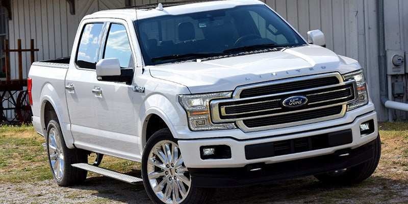 56 All New 2019 Ford F 150 Concept
