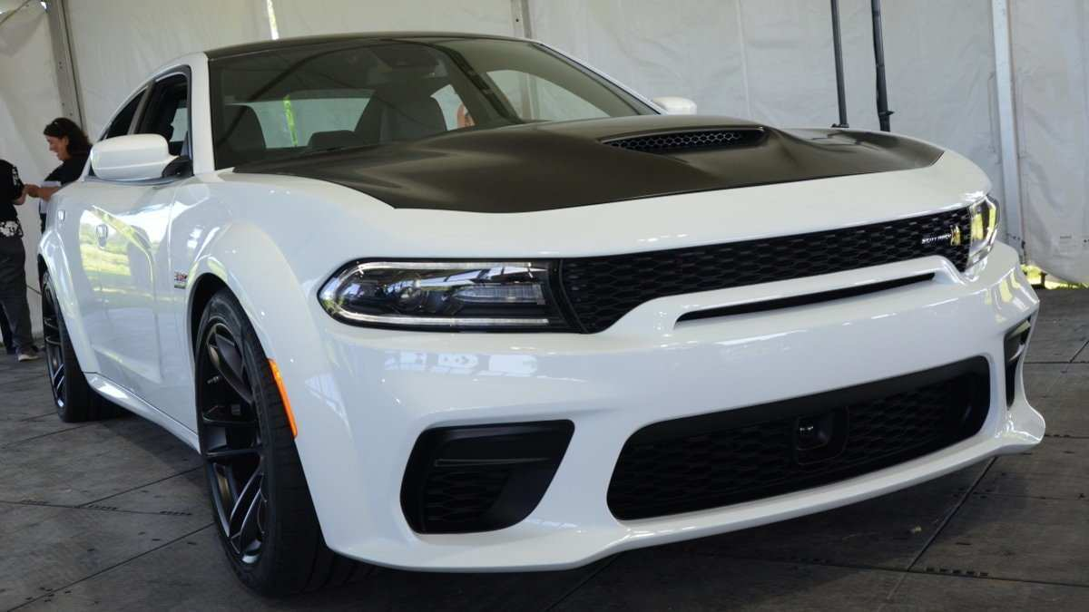 56 Best 2020 Dodge Charger Scat Pack Widebody Redesign And Review