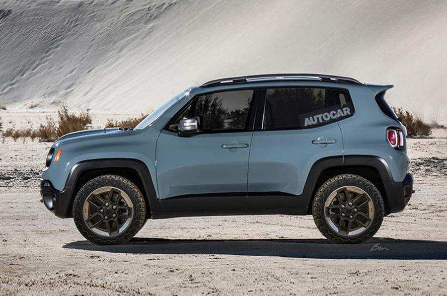 56 Best Jeep New Suv 2020 Performance And New Engine