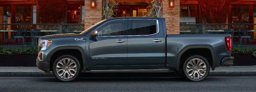 56 New 2019 Gmc Features Concept