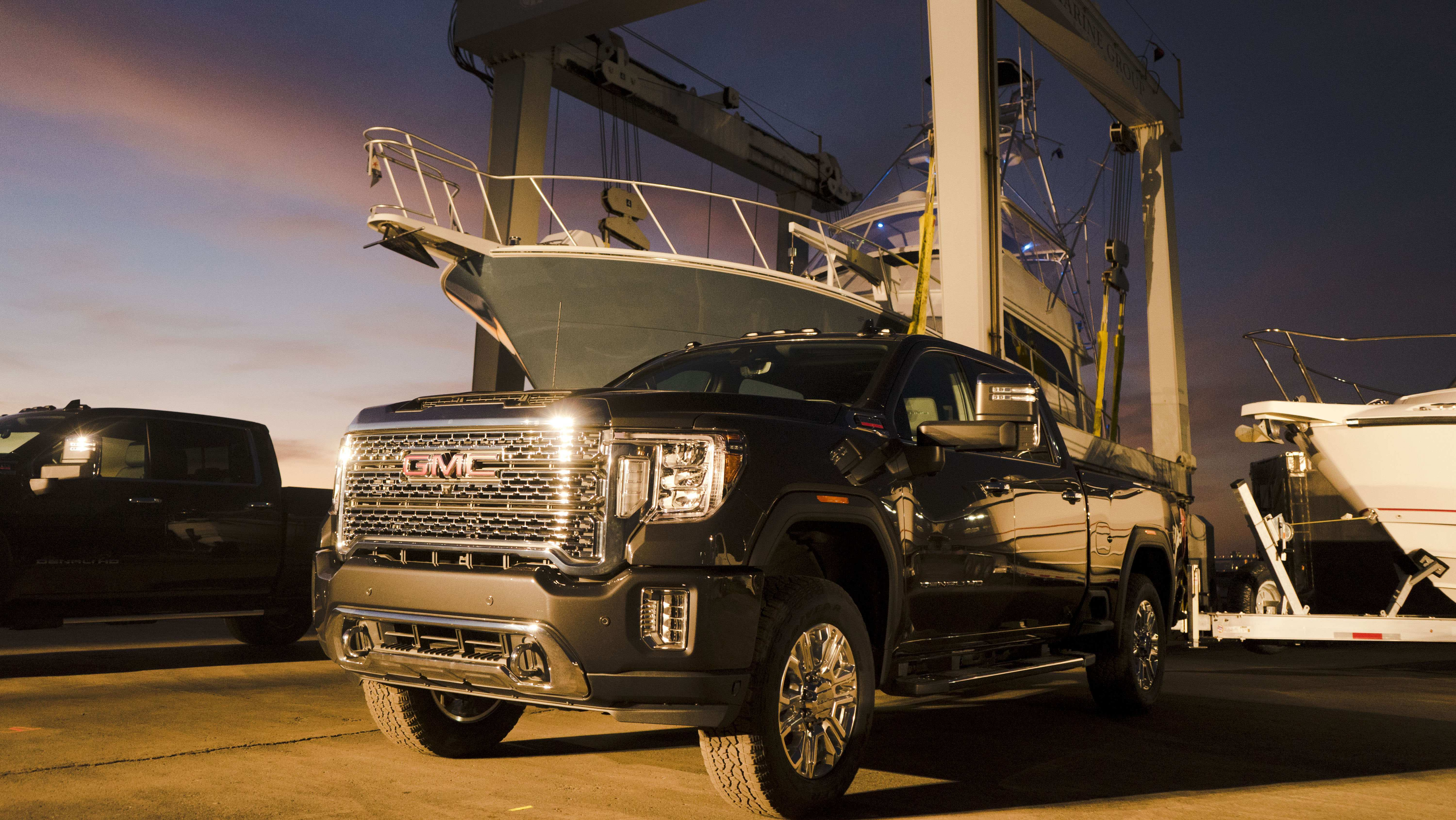 56 New 2020 Gmc X Ray Vision Redesign