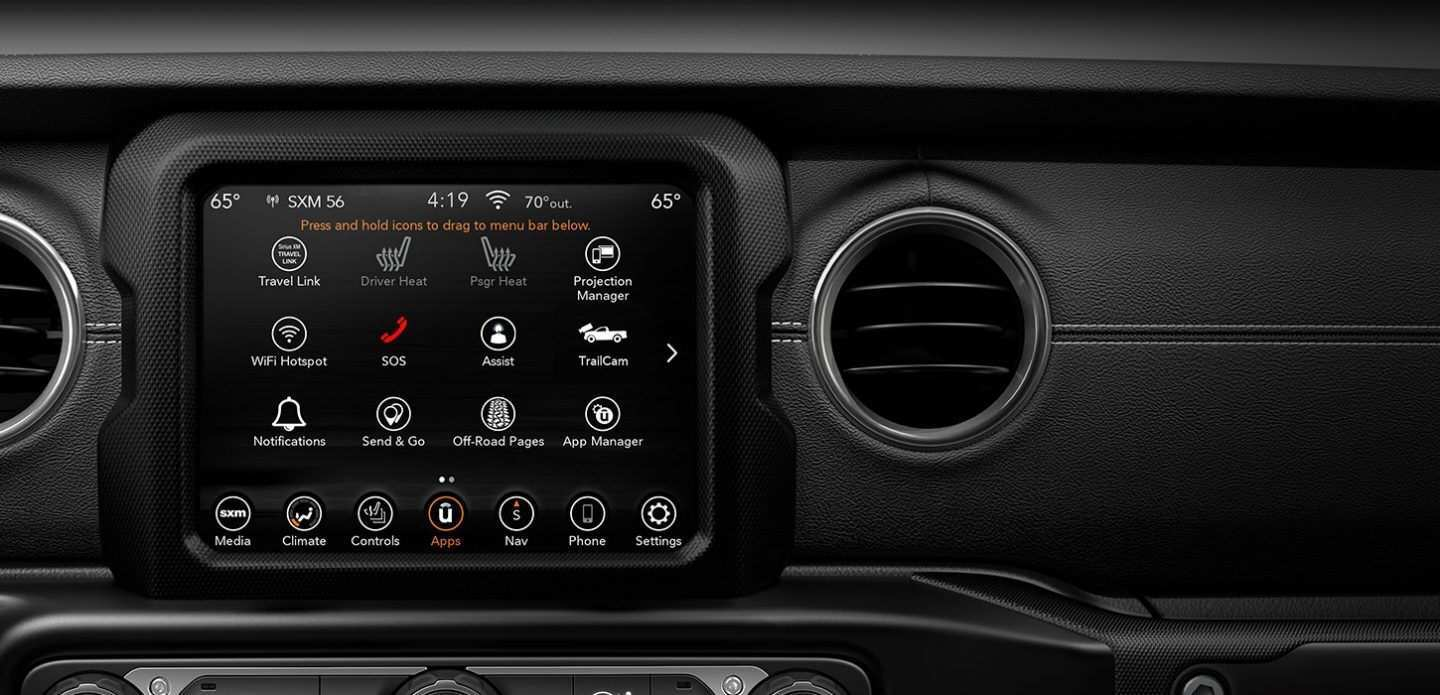 56 New 2020 Jeep Gladiator Interior Reviews