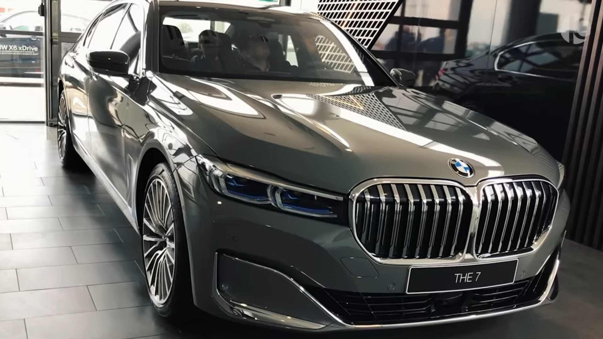 56 New Bmw Series 7 2020 Style