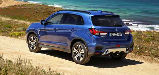 56 New Mitsubishi Asx 2020 Video Price And Release Date