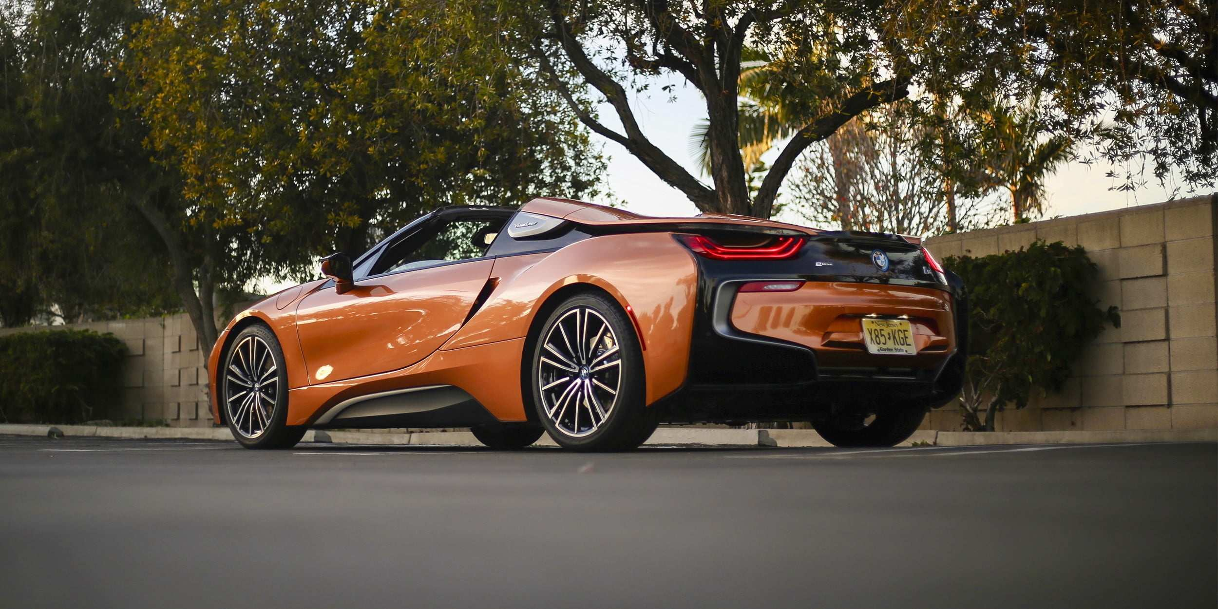 56 The 2019 Bmw I8 Roadster Release Date