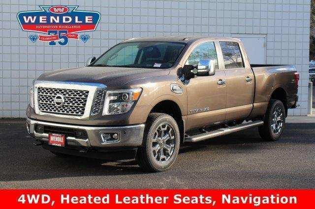 56 The 2019 Nissan Titan Xd Images