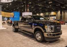 2020 Ford F350 Super Duty,