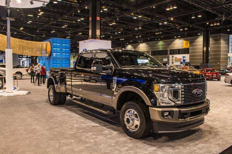 56 The 2020 Ford F350 Super Duty Review and Release date