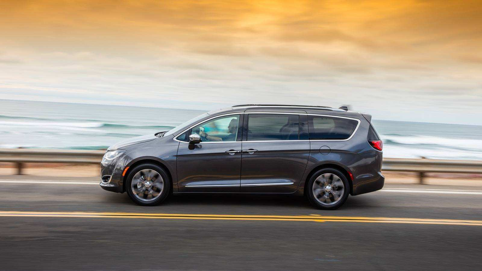 56 The Best 2019 Chrysler Pacifica Review Review And Release Date