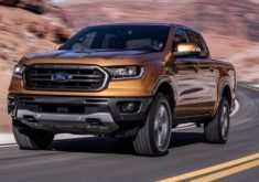 2019 Ford Ranger Auto Show