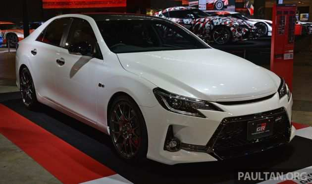 56 The Best 2019 Toyota Mark X Review