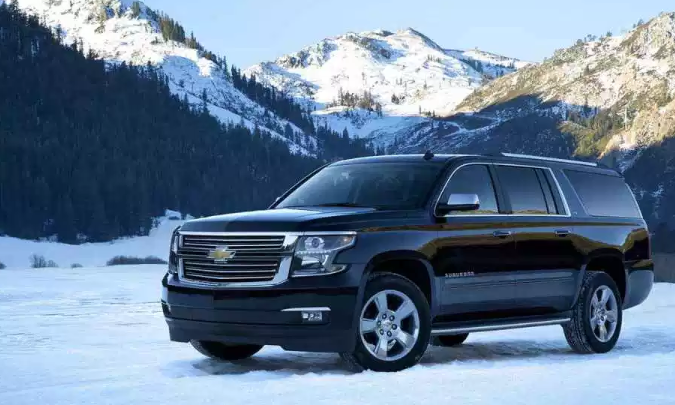 56 The Best 2020 Chevrolet Suburban Redesign Pricing