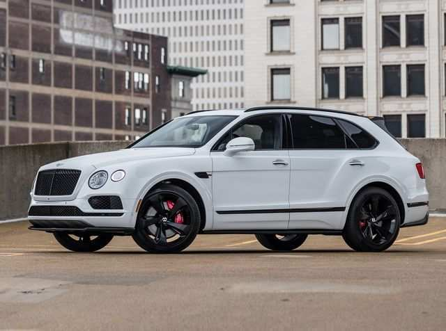 57 A 2019 Bentley Bentayga V8 Price Concept