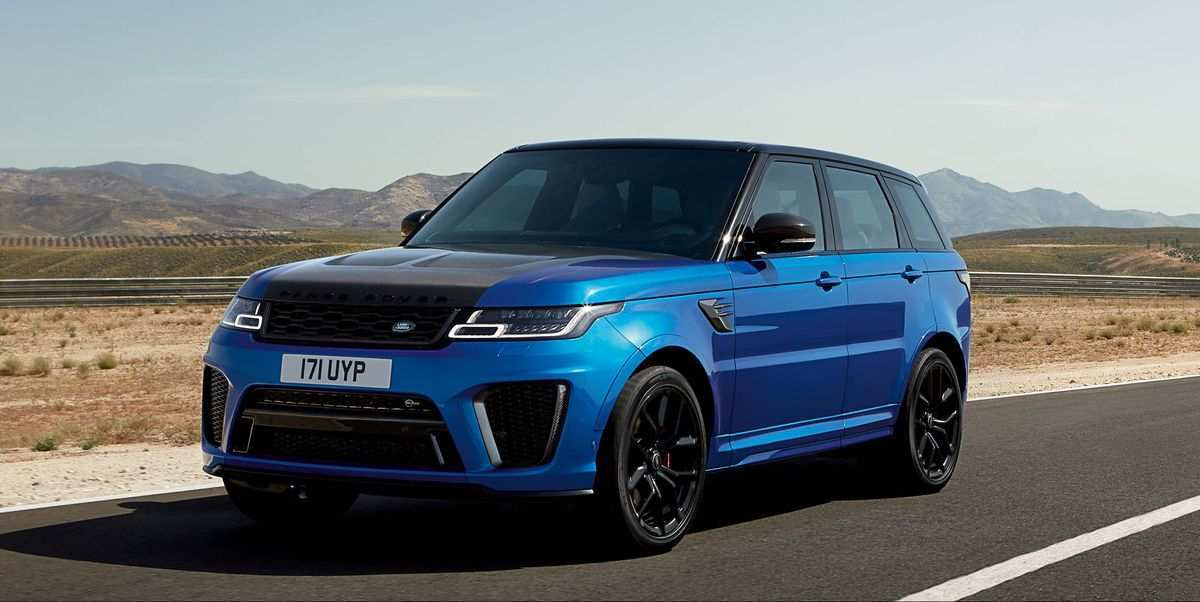 57 A 2019 Land Rover Svr Price And Release Date