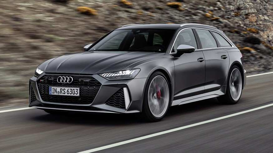 57 A 2020 Audi A6 Wagon Price And Review
