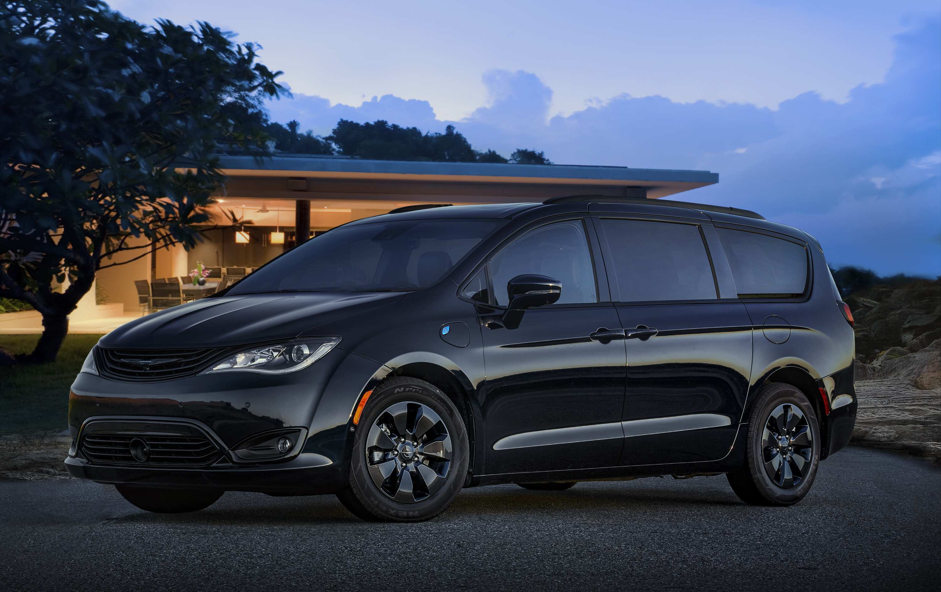 57 All New 2019 Chrysler Pacifica Review New Review