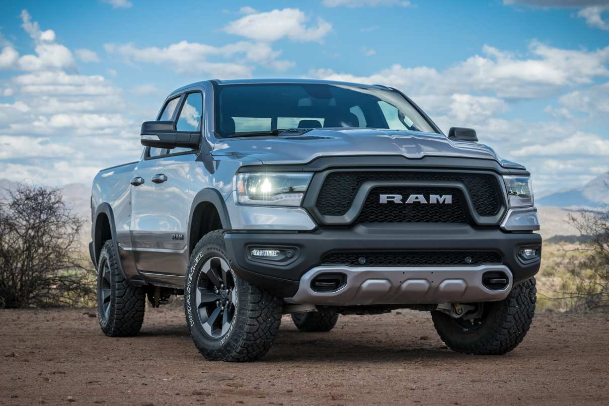 57 All New 2019 Dodge Ram 1500 Images Exterior