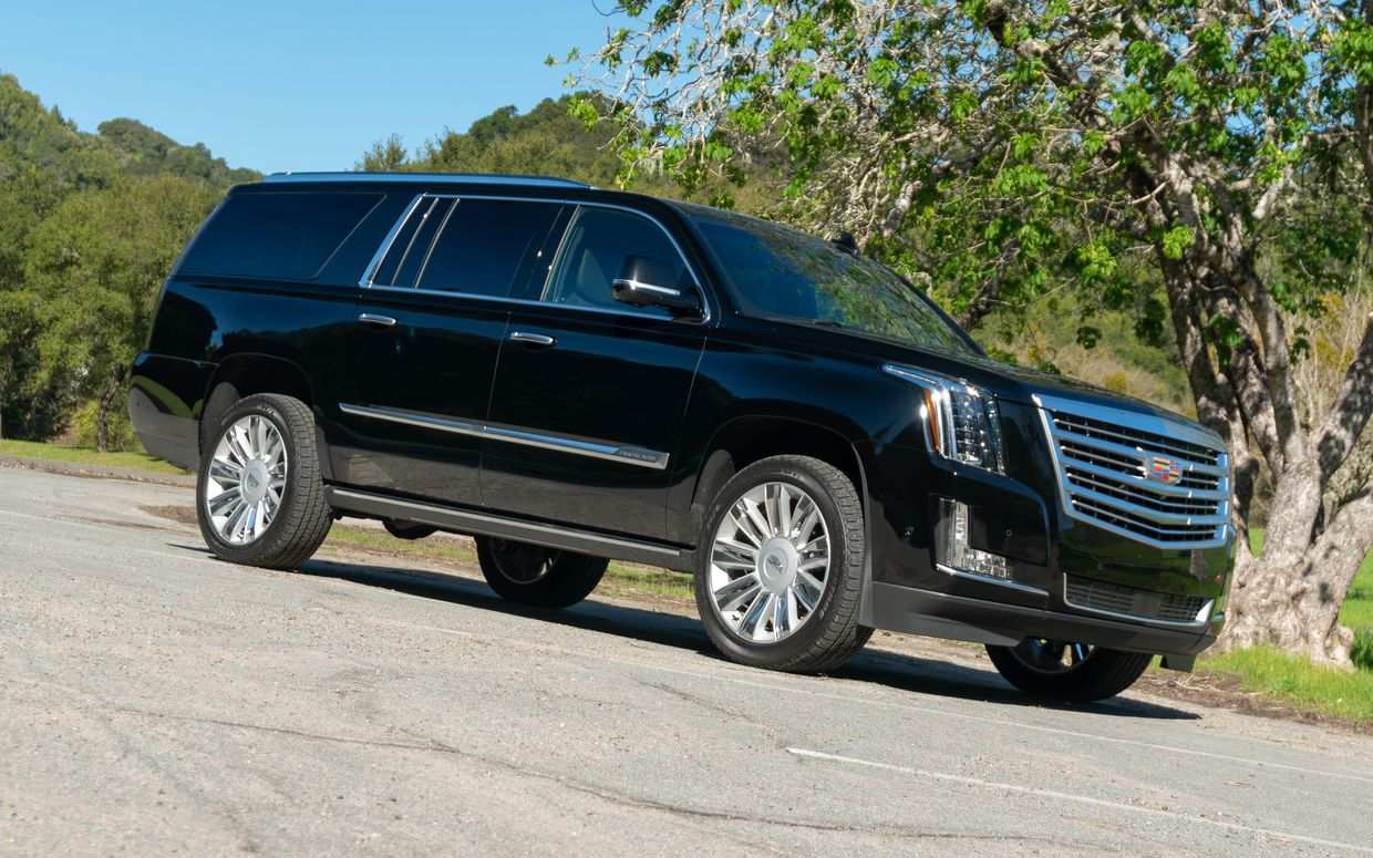 57 All New 2020 Cadillac Escalade Video Release