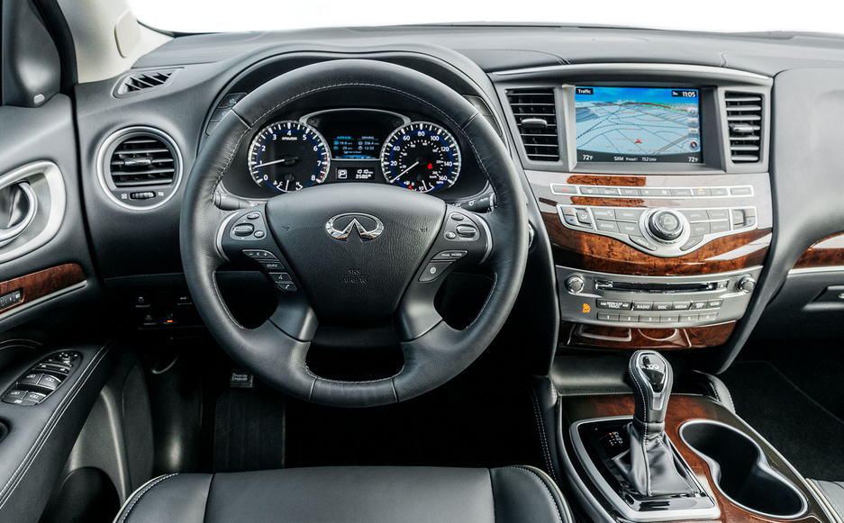 57 All New 2020 Infiniti Qx60 Interior Release Date And Concept