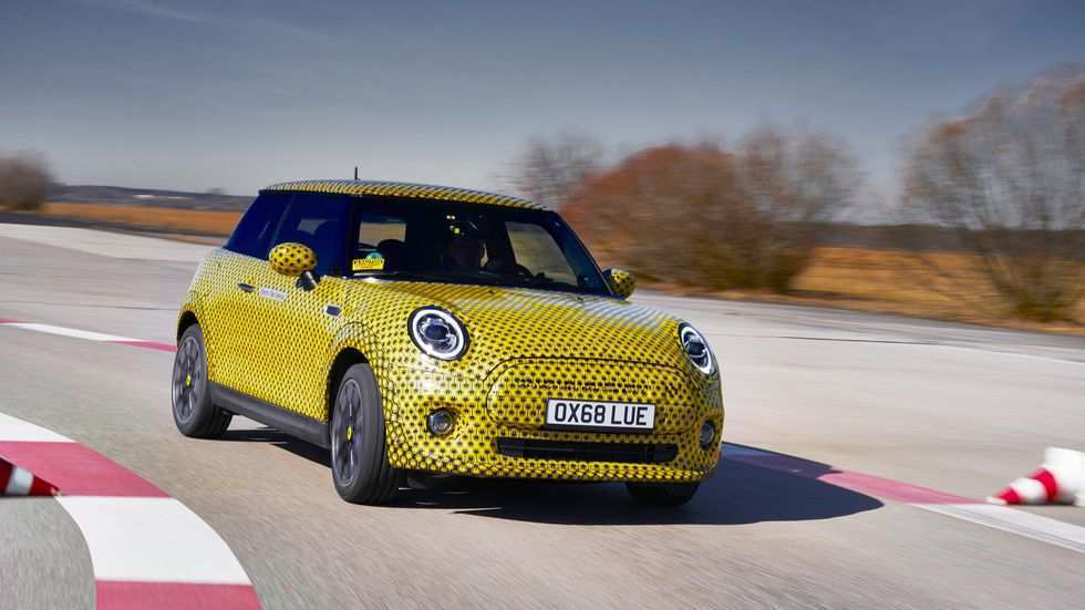57 All New 2020 Mini Cooper Review And Release Date