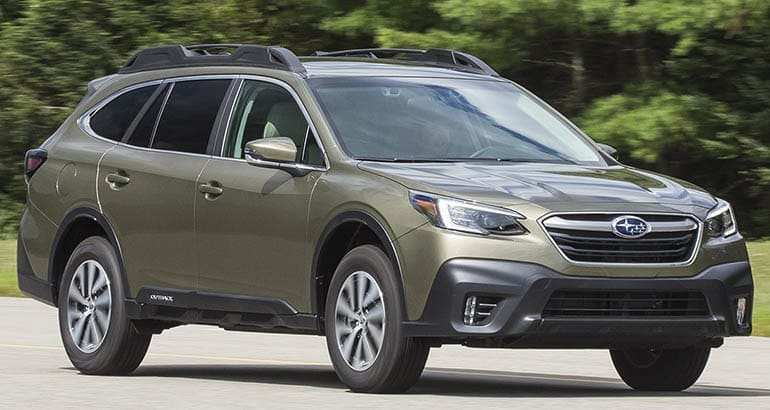57 All New 2020 Subaru Outback Gas Mileage Ratings