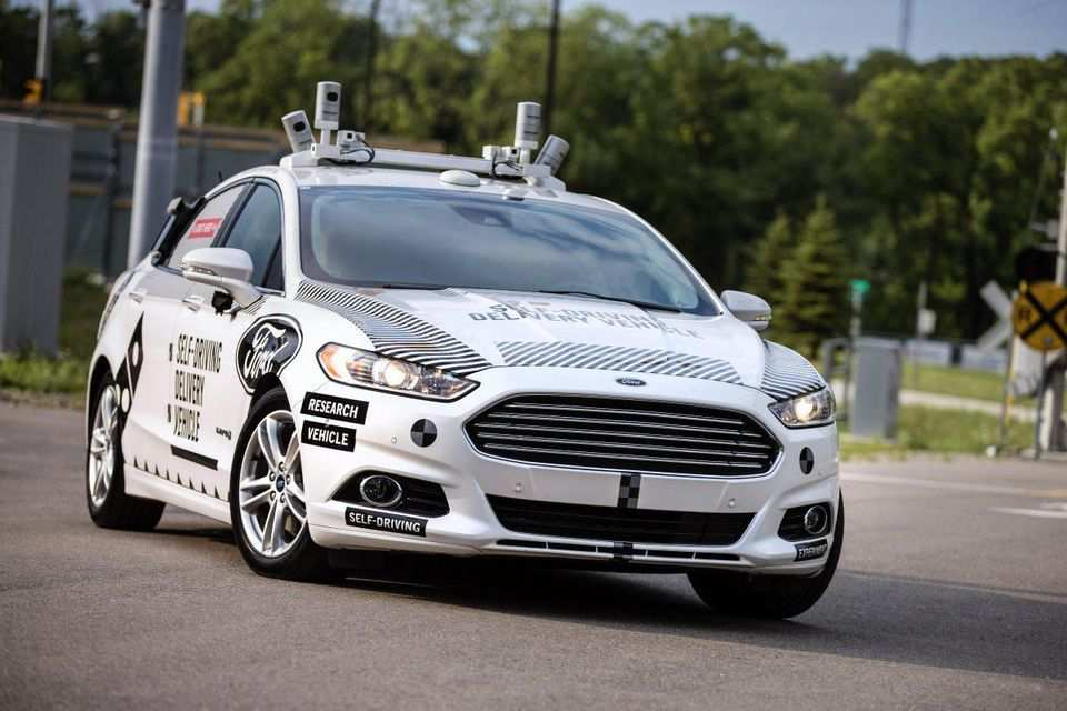 57 All New Ford 2020 Driverless Images