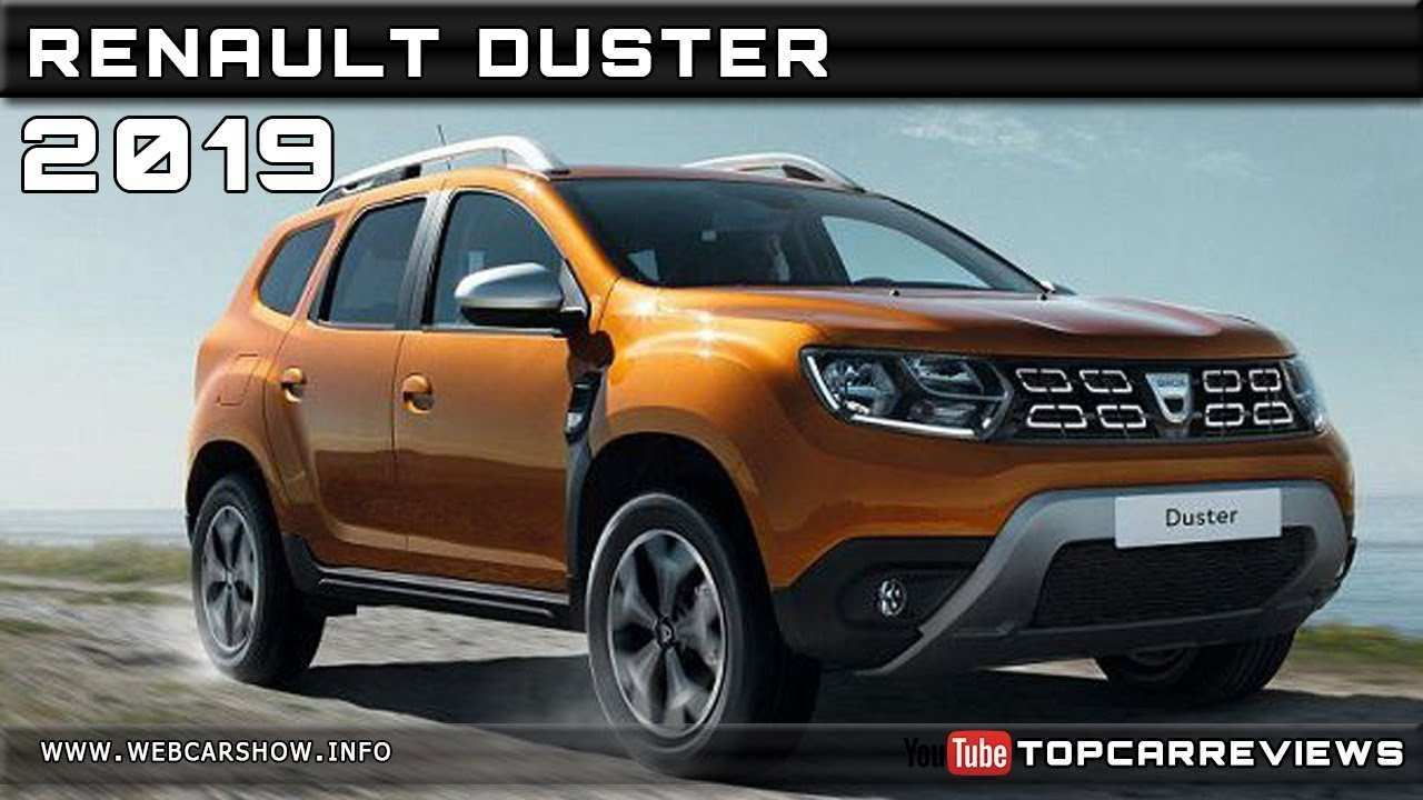 57 All New Renault Duster 2019 Mexico New Model And Performance